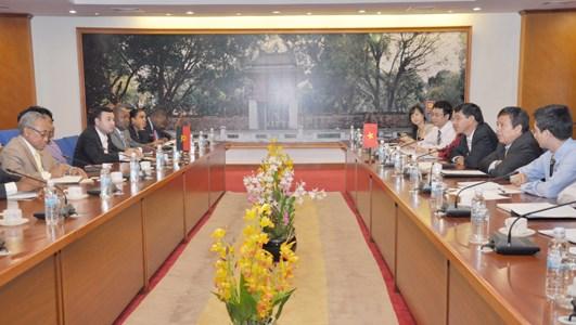 Thúc đẩy quan hệ hợp tác đầu tư giữa Việt Nam và Angola