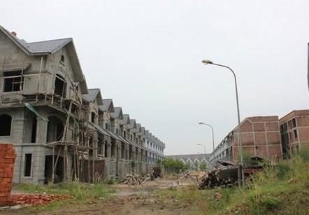 Ba lực cản khiến bất động sản khó tìm đường thoát