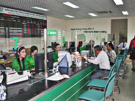 Tái định vị  - Nâng tầm thương hiệu Vietcombank
