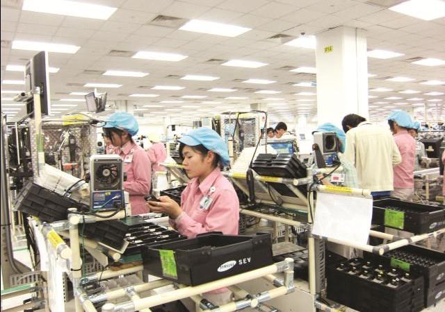 Điện thoại dẫn đầu các mặt hàng xuất khẩu