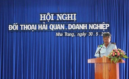 Hải quan Khánh Hòa: Quyết tâm hoàn thành nhiệm vụ