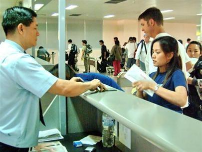 Người nhập cảnh được mua hàng miễn thuế