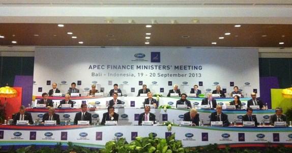 Kết thúc Hội nghị Bộ trưởng Tài chính APEC lần thứ 20 tại Indonesia