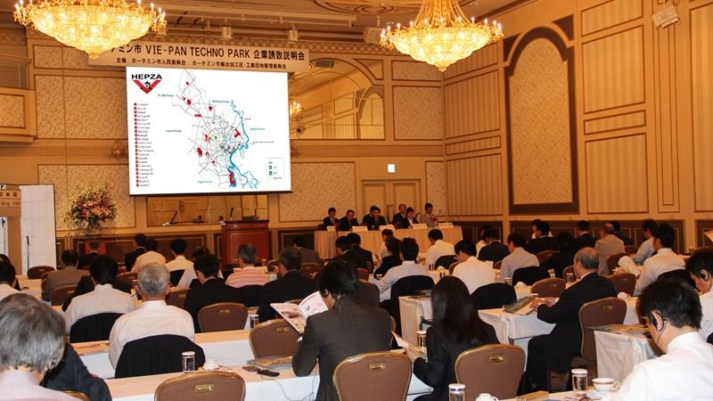 TP. Hồ Chí Minh ưu tiên xúc tiến kêu gọi đầu tư tại Nhật Bản