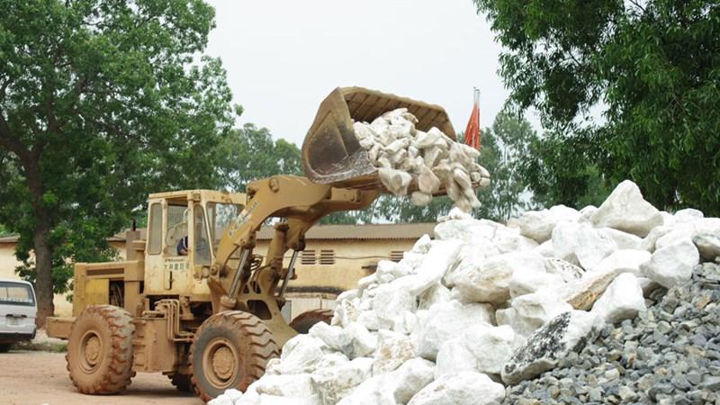 Sẽ điều chỉnh thuế xuất khẩu bột cacbonat canxi siêu mịn