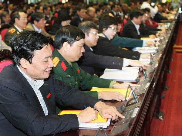 Chủ tịch nước Trương Tấn Sang ký lệnh công bố Hiến pháp