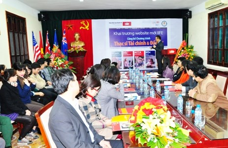 Học viện Tài chính: Chú trọng liên kết đào tạo quốc tế