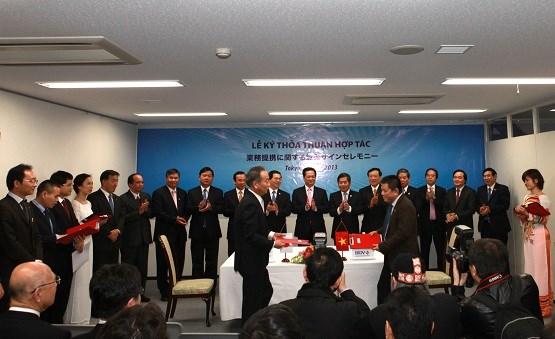 BIDV ký kết Biên bản ghi nhớ hợp tác chiến lược với các đối tác Nhật Bản