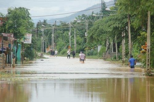 Hỗ trợ 127,5 tỷ đồng khắc phục thiệt hại do bão, lũ
