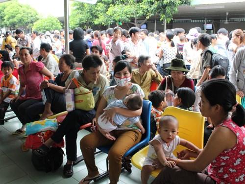 Tạm cấp 13,5 tỷ đồng mua thẻ bảo hiểm y tế  cho trẻ em dưới 6 tuổi tại Trà Vinh