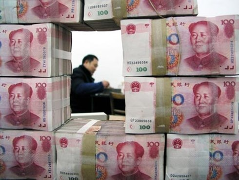 Năm 2014: Kinh tế Trung Quốc giảm tốc