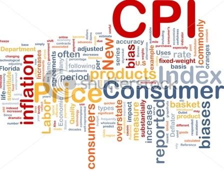CPI tăng thấp hiếm thấy