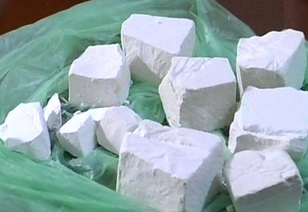Bắt giữ 188,52 gam heroin