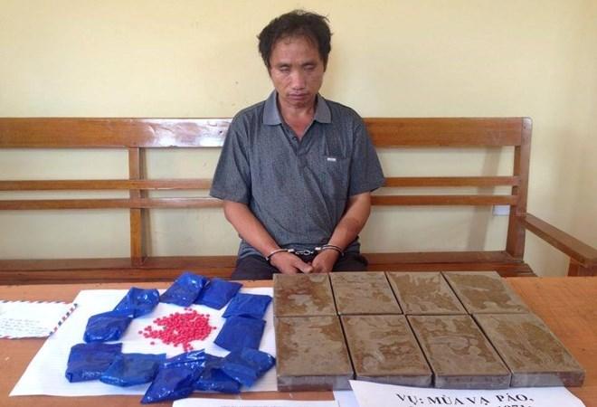 Liên tiếp phá các vụ buôn bán ma túy quy mô lớn