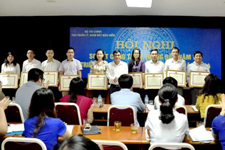Thứ trưởng Trần Xuân Hà: Đảm bảo thị trường bảo hiểm phát triển lành mạnh, ổn định