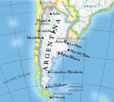 IMF cảnh báo phạt Argentina vì cung cấp số liệu kinh tế không chuẩn xác