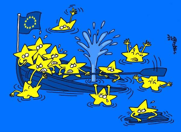 Kinh tế eurozone tiếp tục suy giảm bất chấp kích thích từ ECB
