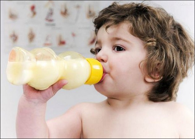 Sữa thực sự cung cấp đủ vitamin D cho trẻ?