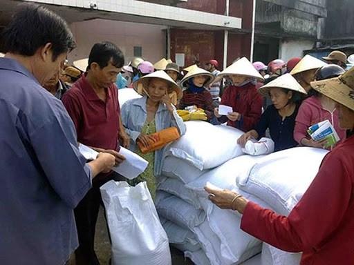 Trách nhiệm của Ủy ban nhân dân cấp tỉnh trong tiếp nhận, phân phối  hàng dự trữ quốc gia để cứu trợ, hỗ trợ