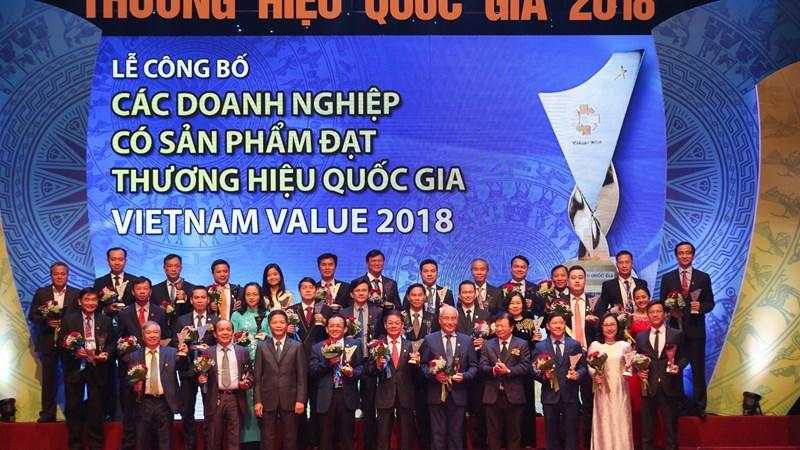 6 trường hợp sẽ bị hủy kết quả xét chọn sản phẩm đạt Thương hiệu quốc gia Việt Nam