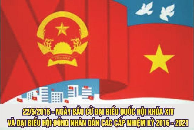 Công tác tuyên truyền phổ biến bầu cử tại Cục Hải quan Hà Tĩnh