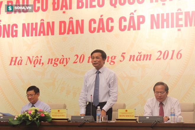 Công tác chuẩn bị cho ngày bầu cử đại biểu Quốc hội khóa XIV và đại biểu Hội đồng Nhân dân