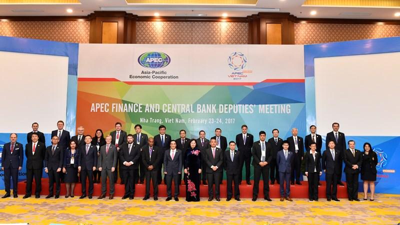 Hội nghị Thứ trưởng Tài chính và Phó Thống đốc NHTW APEC 2017 ghi nhận nhiều kết quả tốt đẹp