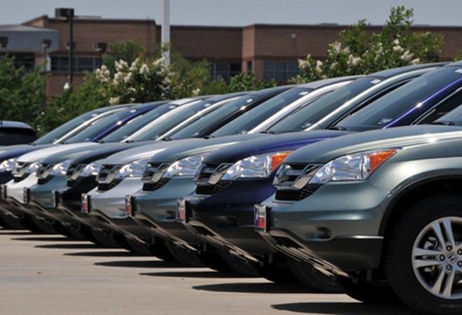 Quy định về mua sắm ô tô từ nguồn ngân sách nhà nước năm 2017