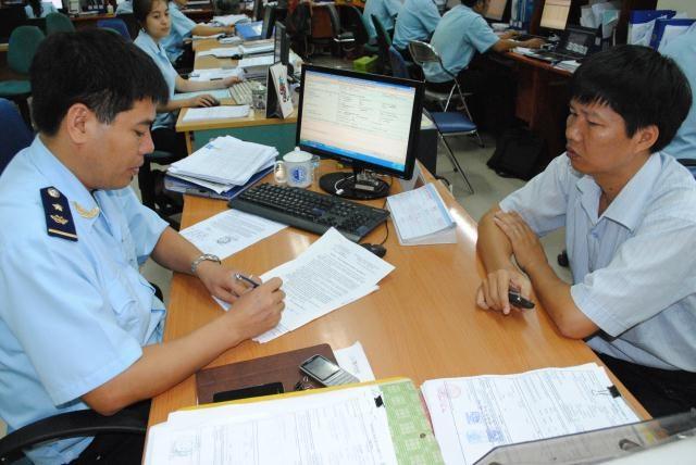 Hướng dẫn hồ sơ yêu cầu kiểm định hải quan