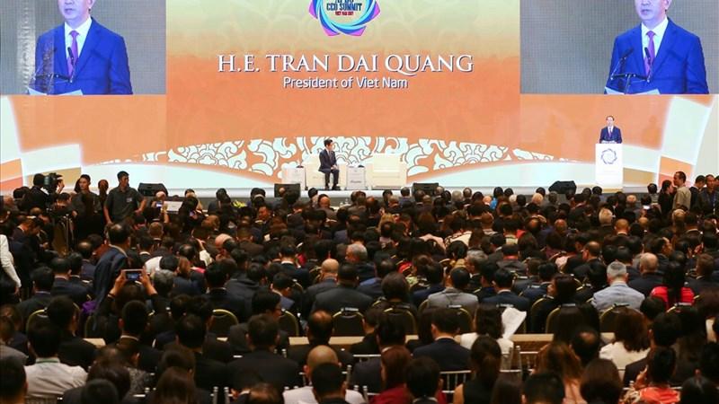 Khẳng định vai trò của cộng đồng doanh nghiệp APEC