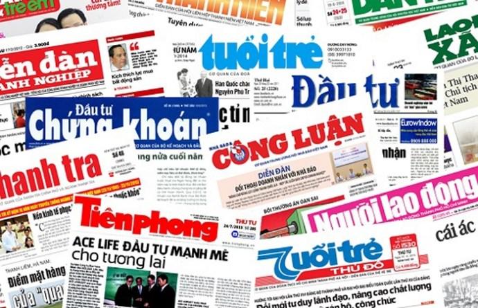 Xác định thuế thu nhập doanh nghiệp đối với các cơ quan báo chí như thế nào?