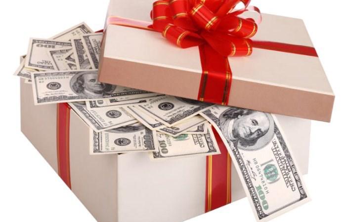 Định mức miễn thuế quà biếu, quà tặng của tổ chức, cá nhân nước ngoài cho tổ chức, cá nhân Việt Nam