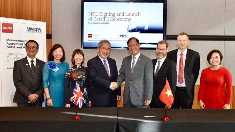 Bước tiến mới trong lộ trình áp dụng Chuẩn mực Báo cáo tài chính quốc tế tại Việt Nam