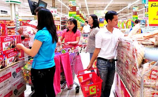 CPI tại Hà Nội tăng trở lại