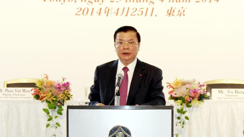 Việt Nam - Điểm đến của nhà đầu tư Nhật Bản