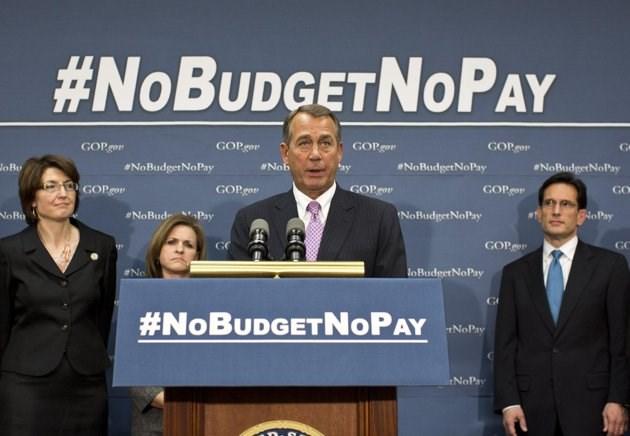 Hạ viện Mỹ đồng ý xóa bỏ trần nợ