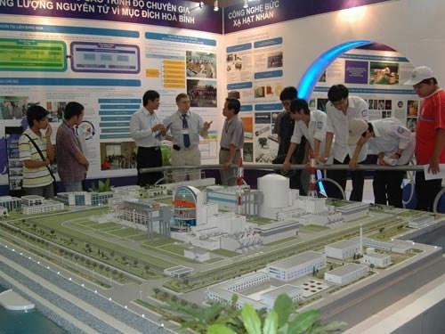 Chính sách ưu đãi, hỗ trợ đào tạo trong lĩnh vực năng lượng nguyên tử