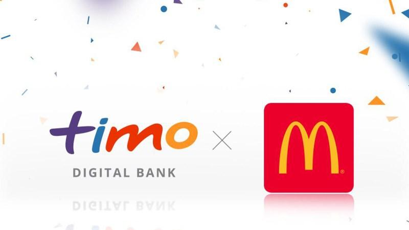 Timo thông báo chính thức trở thành đối tác chiến lược của McDonald's tại Việt Nam