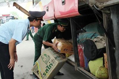 Hải quan - Biên phòng Quảng Trị: Phối hợp bắt giữ 13 vụ ma tuý