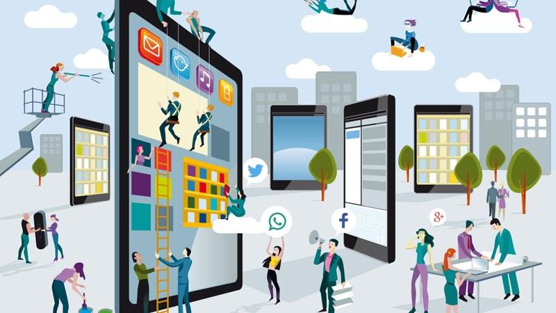 Ngành thông tin và truyền thông trước cuộc cách mạng công nghệ toàn cầu
