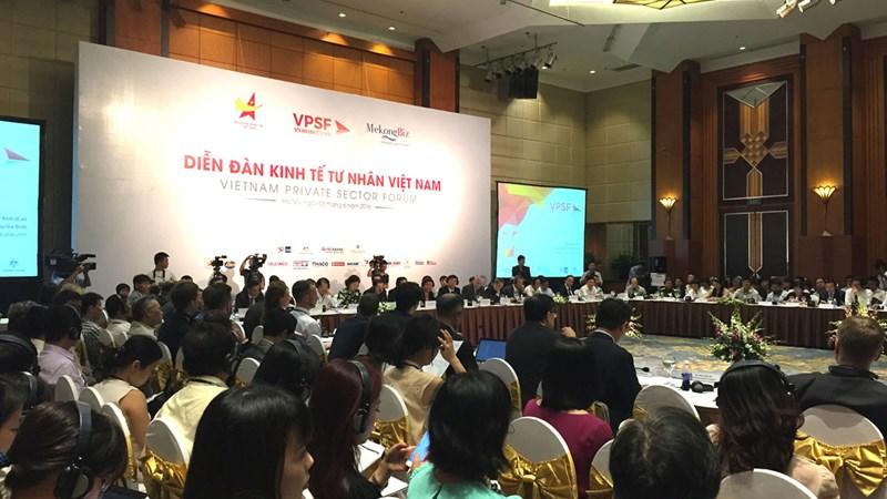 Tạo những đột phá mới cho phát triển kinh tế tư nhân ở Việt Nam