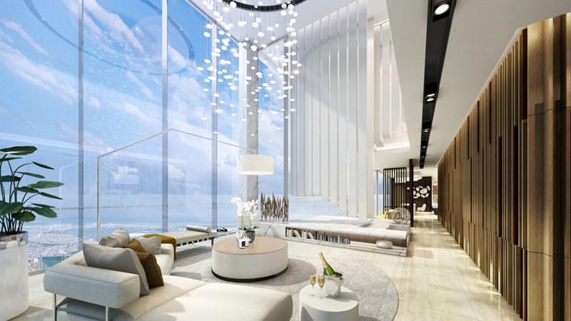 Dòng căn hộ Double key – Vinhomes Metropoli sở hữu những thiết kế độc đáo, ưu việt