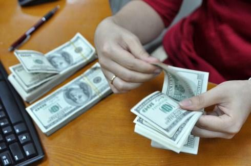 Nợ xấu bằng ngoại tệ chưa bán được cho VAMC
