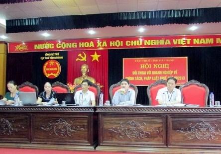 Cục Thuế Hà Giang: Phát huy hiệu quả công tác tuyên truyền