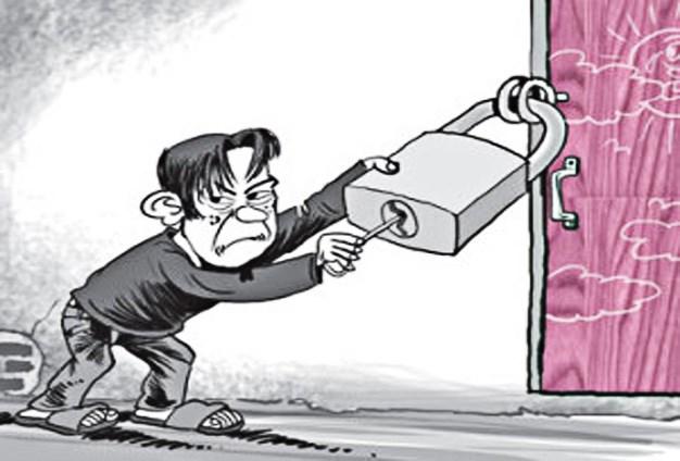 5 cách rẻ tiền chống trộm khi vắng nhà