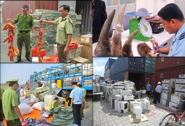 Ngành Hải quan tăng cường đấu tranh phòng, chống buôn lậu, gian lận thương mại và hàng giả