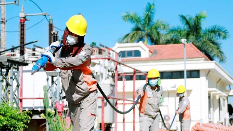 EVNNPC: Sản lượng điện thương phẩm 8 tháng đầu năm tăng 10,67% so với cùng kỳ năm 2020
