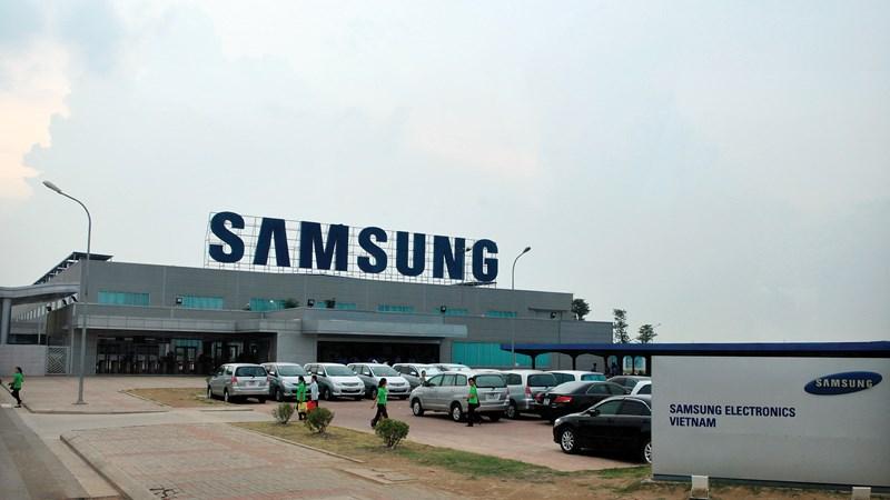 Samsung được chấp thuận đề xuất về thủ tục hải quan và thuế