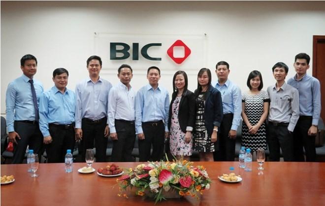 BIC chia sẻ kinh nghiệm triển khai bancassurance với các ngân hàng Campuchia
