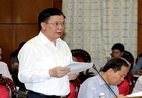 Thường vụ Quốc hội cho ý kiến Luật Ngân sách nhà nước (sửa đổi)